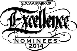 SDCAA Mark of Excellence